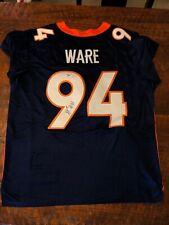Demarcus Ware Signed Denver Broncos Jersey Psa Dna Coa Auto