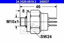 ATE Bremslichtschalter 24.3526-0810.3