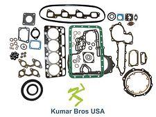 New Kumar Bros Usa Full Gasket Set For Bobcat 334 Kubota V2203