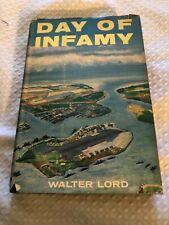 Day Von Niedertracht Von Walter Lord (1957 Edition) Pearl Harbor Dec.7th , 1941