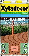 Xyladecor Douglasienöl Douglasien-Öl 5 l Holzschutz Terassenöl