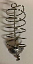 ab 5-20 st  Futterspirale-Feeder Angelspirale Karpfen NEU  mit Blei 15g