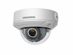 Grundig GD-CI-BC4627V 4MP Fixed Dome Camera with 2.8~12mm Varifocal