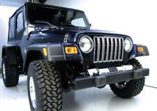 """Oversized 7"""" Fender Flare Kit for Jeep Wrangler TJ 1997-06 11608.11 Rugged Ridge"""