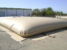 10000 Gallon Fuel/Water Storage Bladder with berm liner- hoses