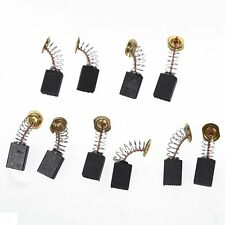 5 Pairs CB408 13 x 9 x 6mm Power Tool Carbon Brushes for Makita TS