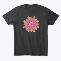 Mandala Flower Premium Tee T-Shirt