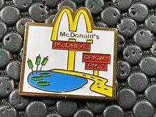 pins pin RONALD MC DONALD'S MC DO GRIGNY