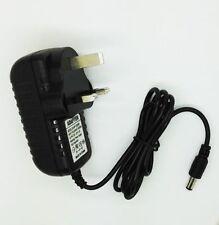 UK IKASU 12 volt TV 12V Power Supply 2A 2000ma Adapter