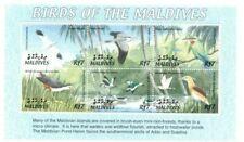MODERN GEMS - Maldives - Birds - Sheet Of 6 - MNH