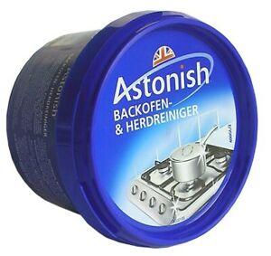 Broszio Astonish Herd und Backofenreiniger 250 ml    Fettlöser
