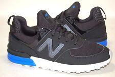 New Balance KFL574QG Black GS Junior Big Kids Shoes