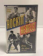 Rockin' Rebels- Duane Eddy/Jerry Lee Lewis/Eddie Cochran/Gene Vincent Cassette