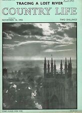Country Life Magazine Apennines Lacrosse 14 November 1952 Birthday Gift Born