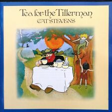 CAT STEVENS: TEA FOR THE TILLERMAN  Island CD  inc. Father & Son, Wild World etc