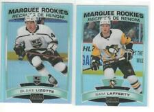 2019-20 O PEE CHEE PLATINUM  ROOKIES RAINBOW LOT  BLAKE LIZOTTE SAM LAFFERTY