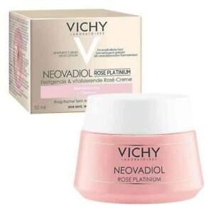 Vichy Neovadiol Rose Platinum Replumping Night Care 50ml GENUINE & NEW