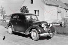 Vintage NEGATIV Foto Jahre Österreich Oldtimer limousine PKW