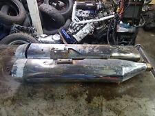 Harley Davidson Road King FLHRI Electra Glide Muffler Slip-Ons Vance & Hines