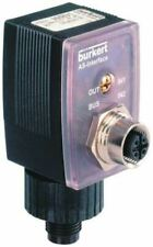 Burkert Solenoid Valve AS-Interface Cable Plug 142695