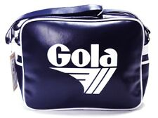 Gola Classic Retro Navy Messenger Bag