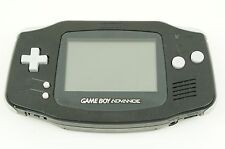 Nintendo Gameboy Advance Black Console GBA Japan USED