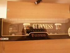 Corgi 59529 ERF Curtainside Guinness