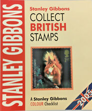 Stanley Gibbons Collect British Stamps 2005 Catalogue