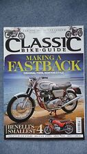 Classic Bike Guide February 2016. Ariel 1000/Vincent Black Knight Excellent Cond