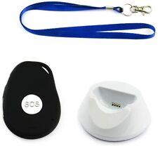 AMG Sicherheitstechnik Notrufknopf mit GPS für Senioren