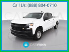 2019 Chevrolet Silverado 1500 Work Truck Pickup 4D 6 1/2 ft Backup Camera Side Air Bags Air Conditioning Cruise Control Power Door Locks