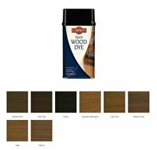 LIBERON SPIRIT BASED WOOD DYE CHOICE OF COLOUR 250ml