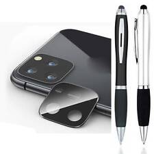 Stylus + Screen Protector Guard Shield For Rear Camera Lens of iPhone 11 Pro Max