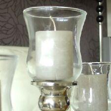 5 x Teelichthalter Gastro Glas f. Kerzenleuchter Kerzenständer Teelichtaufsatz