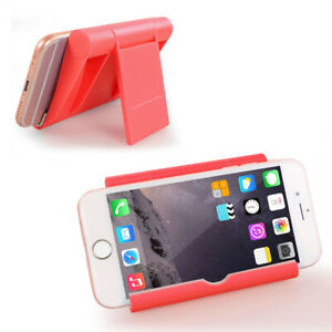 Adjustable Foldable Cell Phone Desk Stand Holder Mount Cradle For Phone Tablet