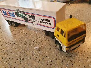 Scalextric Truck 1980s Vintage C301 Leyland truck /trailer JUGGERNAUT ROAD TRAIN