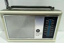 """Westinghouse All 9 Transistor AM/FM Radio with 24 1/2"""" antenna, works vintage"""