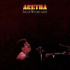 Live at Fillmore West by Aretha Franklin (Vinyl, Feb-2014, Speakers Corner)