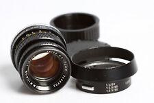Leica Leitz Wetzlar SUMMICRON M 2/50 Leica-M Mount GERMANY Lens