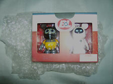 Wall-E & Eve Vinylmation Set LE 500 MIB