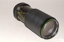 Canon FD Fit Sunagor f4.5-4.8 80-250 Mm Lente