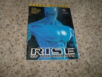 Rise of the Robots PC User's Manual