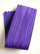Coupe de ruban NEUF 14 cm x 34 mm pour médaille chevalier des palmes académiques