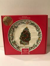 LENOX Christmas Around the World Collector Plate - Jamaica