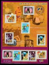 Frankrijk postfris 2001 MNH sheet 3512-3516 - Communicatie 20ste Eeuw (XL138)