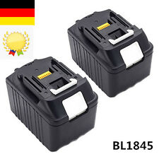2X Makita Akku für BL1845 18V 4,5Ah 4500mAh Lithium-ion Li-ion LXT400 Battery DE
