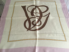 Foulard strangolino di Valentino in seta silk soie seide 100%