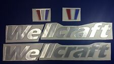"wellcraft boat Emblem 30"" + FREE FAST delivery DHL express"