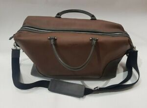 Ted Baker Men's Inferno Holdall Satchel Laptop Carry Used RRP £200