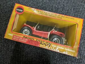COX DUNE BUGGY GAS POWERED TOY CAR